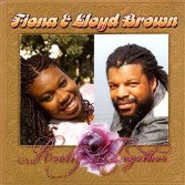SALE ITEM - Fiona & Lloyd Brown - Really Together (Joe Fraser/VP) CD